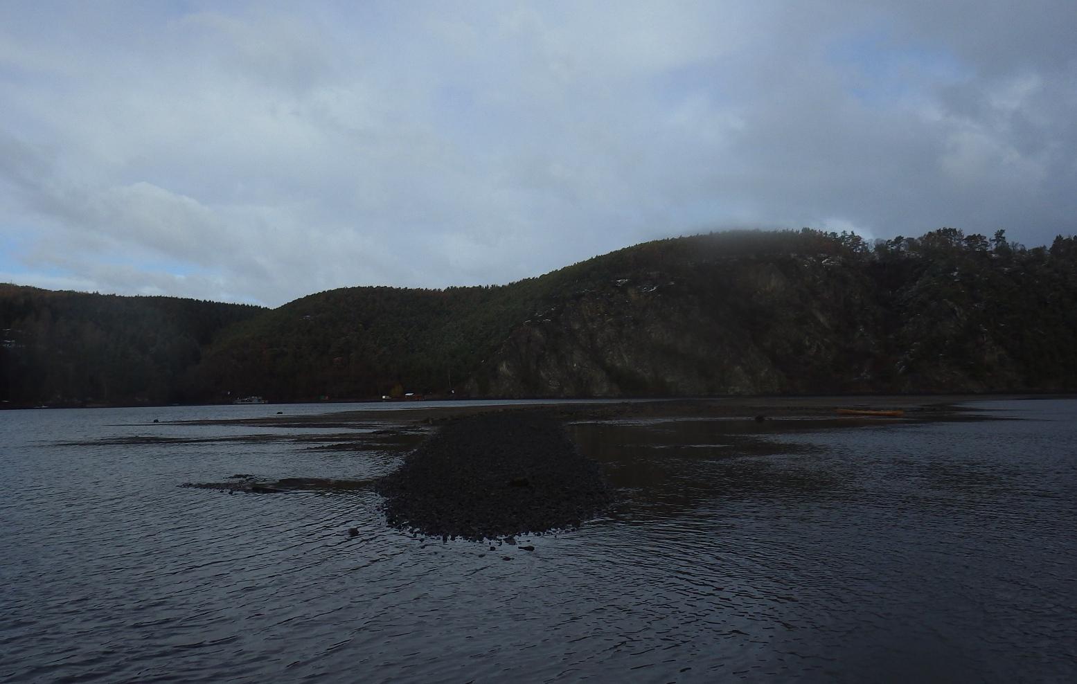 Zvírotice ostrov
