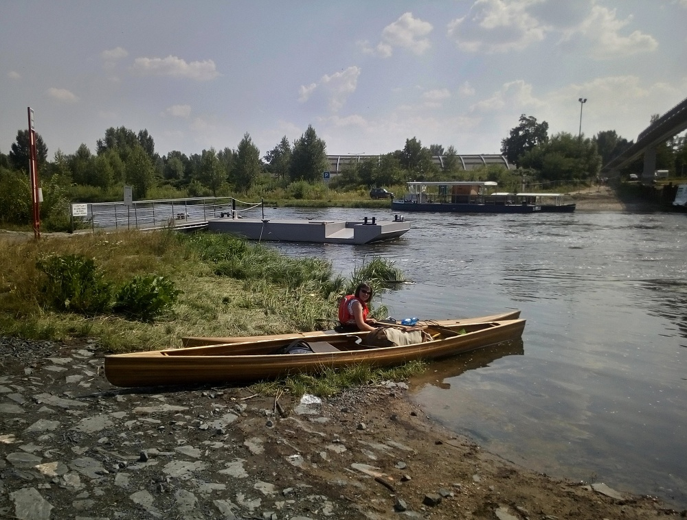 Labe kanoe seakajak